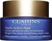 multi Active Revitalising Night Cream 50ml