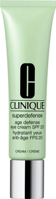 superdefense Age Defense Spf 20 Eye Cream 15ml