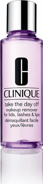 take The Day Off Makeup Remover For Lids, Lashes & Lips