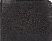 Black fewkes Quality Leather Rfid Wallet