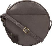 Slate rolla Handcrafted Leather Cross Body Bag