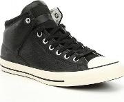 Light Brown Leather chuck Taylor All Star Trainers