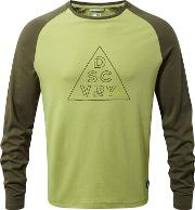 Green Discovery Adventures Long Sleeved T Shirt