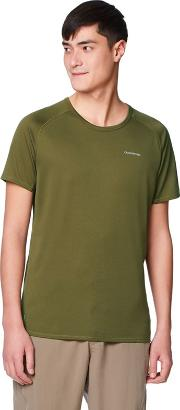 Green Nosilife Short Sleeved T Shirt