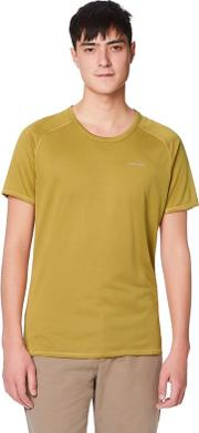 Yellow Nosilife Short Sleeved T Shirt