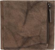 Vintage Brown wilson Bi Fold Handmade Leather Wallet