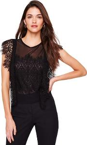 Ines Lace Blouse