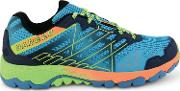 Blue razor Trail Shoes