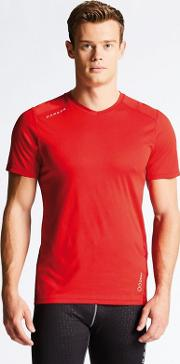 Red vicinity Sports T Shirt