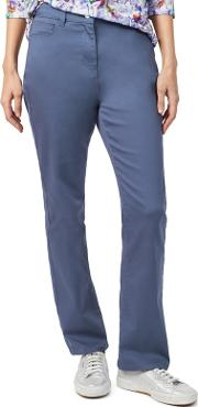 Cornflower Blue Regular Jeans