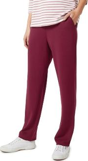 Russet Red Joggers