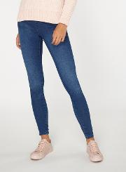 Tall Mid Wash Blue Eden Jeans