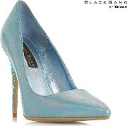 Multicoloured bryleighh High Stiletto Heel Court Shoes