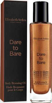 Limited Edition dare To Bare Bronzing Body Oil 50ml