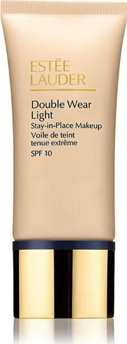 Est& 233e Lauder double Wear Light Stay In Place Spf10 Liquid Foundation 30ml