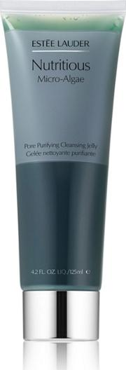 Est& 233e Lauder nutritious Micro Algae Pore Purifying Cleansing Gel 125ml