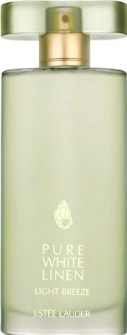 Est& 233e Lauder pure White Linen Light Breeze Eau De Parfum Spray