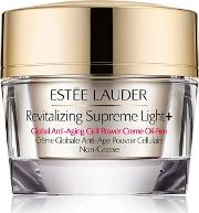 revitalising Supreme Light  Global Anti Ageing Cell Power Cream