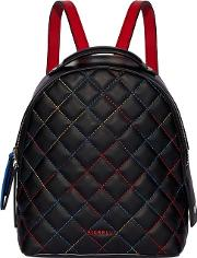 Black Anouk Small Backpack