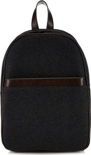 By Patrick Grant Grey Backpack