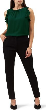 Black gabi Trousers