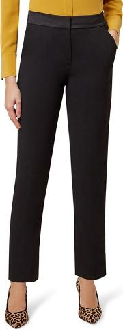 Black tamia Trousers