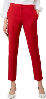 Red ayla Trousers