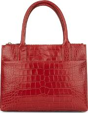 Red oxford Tote Bag