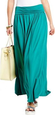 Lawn Maxi Skirt With Coolfresh