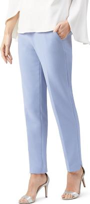 Elena Compact Stretch Trousers