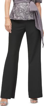 Macy Satin Stripe Trousers