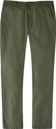 Olive easy Wearing Chinos