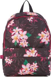 Multi Coloured Tropical Backpack