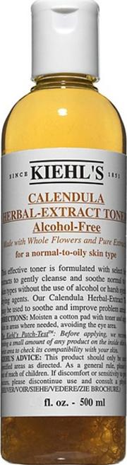 Kiehls calendula Herbal Extract Alcohol Free Toner 500ml