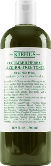 Kiehls cucumber Herbal Toner 500ml