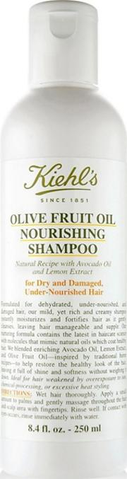 Kiehls Olive Fruit Oil Nourishing Shampoo