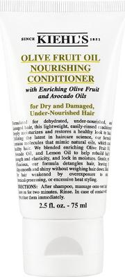 Kiehls Olive Fruit Oil Travel Size Nourishing Conditioner 75ml