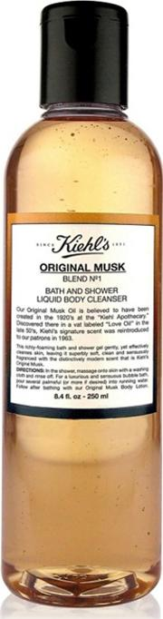 Kiehls original Musk Shower Gel 250ml