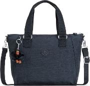 Navy amiel Cross Body Bag