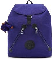 Purple fundamental Backpack