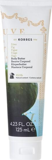 fig Body Butter 125ml