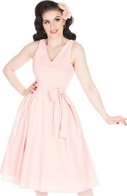 Light Pink Pink Iris Dress