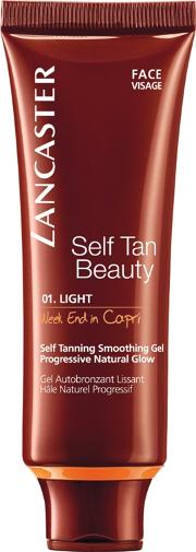 self Tan Beauty Light Self Tanning Smoothing Gel 125ml