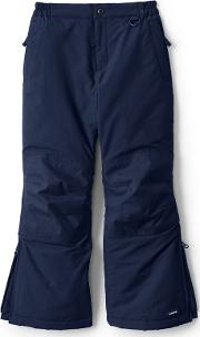Blue Girls Squall Ski Pants