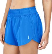 Blue Le Sport Running Shorts
