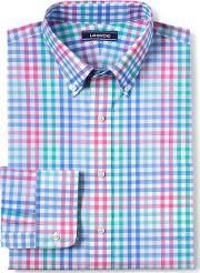 Blue Smart Shirt With Coolmax