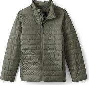Green Kids Packable Thermoplume Jacket