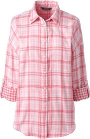 Pink Fabulous Double Cloth Is Twice As Nice Shirt
