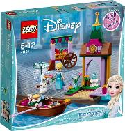 frozen Elsas Market Adventure Set