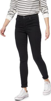 Levis Black 310 Shaping Super Skinny Jeans